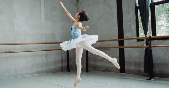 Kidzamania - Online Kids Activities – Ballet Isnt Just About The Dance
